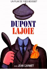 Dupont Lajoie (1975) afişi