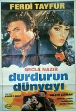 Durdurun Dünyayı (1980) afişi