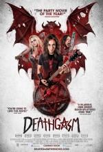 Deathgasm (2015) afişi
