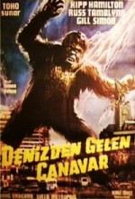 Denizden Gelen Canavar (1966) afişi