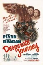 Desperate Journey (1942) afişi