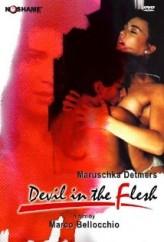 Devil in the Flesh (1986) afişi