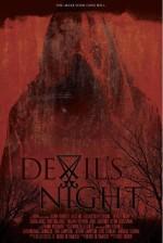 Devil's Night (2014) afişi