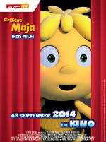 Die Biene Maja 3D (2014) afişi