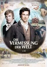 Dünyayı Ölçmek (2012) afişi