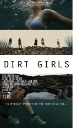 Dirt Girls (2014) afişi