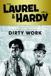 Dirty Work(ı) (1933) afişi