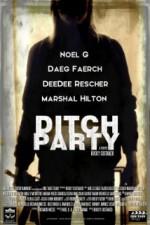 Ditch Party (2015) afişi