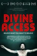 Divine Access (2015) afişi