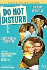 Do Not Disturb (ı) (1965) afişi