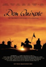 Don Quixote: The Ingenious Gentleman of La Mancha (2015) afişi