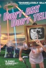 Don't Ask Don't Tell (2002) afişi