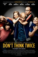 Don't Think Twice (2016) afişi
