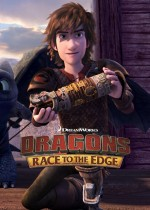 Dragons: Race to the Edge (2015) afişi