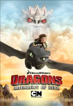 Dragons: Riders of Berk Sezon 2