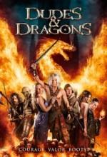 Dudes & Dragons (2015) afişi