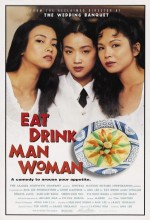 Eat Drink Man Woman (1994) afişi