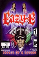 Eazy-e: The ımpact Of A Legend (2002) afişi
