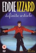 Eddie ızzard: Definite Article (1996) afişi