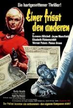 Einer Frisst Den Anderen (1964) afişi