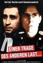 Einer Trage Des Anderen Last (1988) afişi