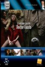El Extraño Caso Del Doctor Fausto (1969) afişi