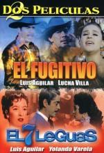 El Fugitivo (1966) afişi