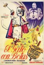 El Gato Con Botas (1961) afişi