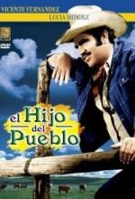 El Hijo Del Pueblo (1974) afişi