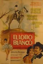 El Lobo Blanco (1962) afişi