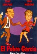 El Pobre García (1961) afişi