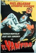 El Vampiro (ı) (1957) afişi