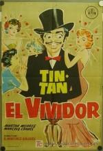 El Vividor (1956) afişi