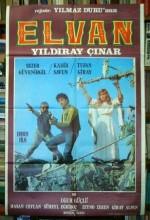 Elvan (1971) afişi
