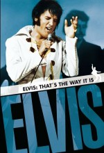 Elvis: That's The Way It Is (1970) afişi