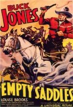 Empty Saddles (1936) afişi