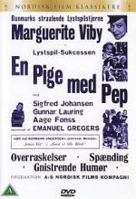 En Pige Med Pep (1940) afişi