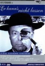 Er Kann's Nicht Lassen (1962) afişi
