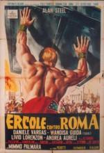 Ercole Contro Roma (1964) afişi
