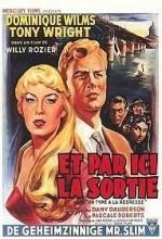 Et Par Ici La Sortie (1957) afişi
