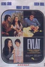 Evlat (1972) afişi
