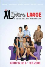 Extra Large - Between Me, You and Mak Erot (2008) afişi