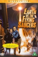 Earth Vs. The Flying Saucers (1956) afişi