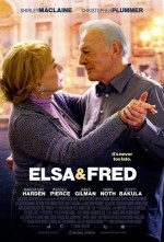 Elsa & Fred (2014) afişi