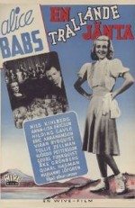 En Trallande Jänta (1942) afişi
