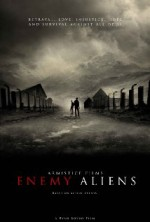 Enemy Aliens (2016) afişi