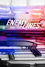 Enemy Lines (2015) afişi