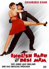 English Babu Desi Mem (1996) afişi