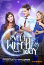 Every Witch Way Sezon 1 (2014) afişi