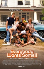 Everybody Wants Some (2016) afişi
